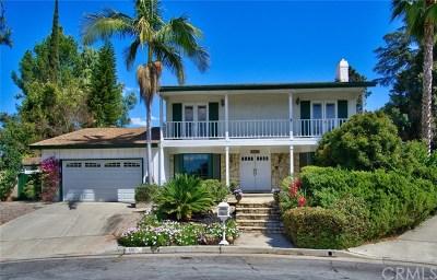 Fullerton Single Family Home For Sale: 1801 Smokewood Avenue