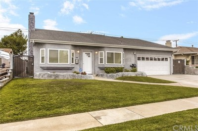 Buena Park Single Family Home For Sale: 5101 McComber Road