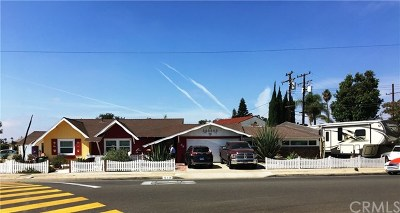 Anaheim Single Family Home For Sale: 613 S Agate Street