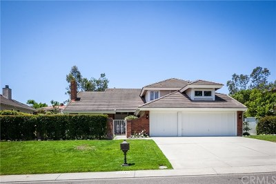 Laguna Hills Single Family Home For Sale: 26341 Houston