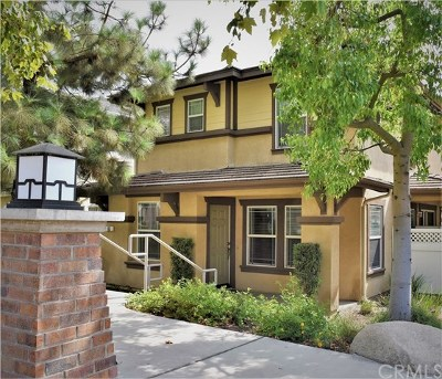 Rancho Cucamonga Single Family Home For Sale: 11090 Mountain View Drive #65