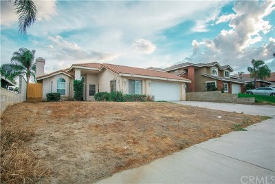 Perris Single Family Home For Sale: 561 Waltz Road