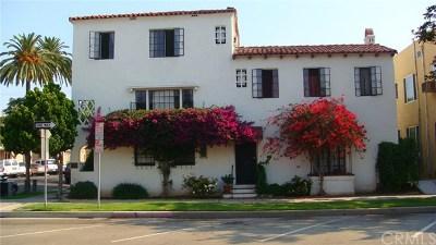 Long Beach Multi Family Home For Sale: 1001 E 1st Street E