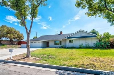 Fullerton Single Family Home For Sale: 2640 Coronado Drive