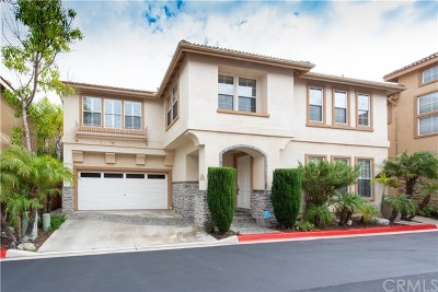Aliso Viejo Condo/Townhouse For Sale: 4 Leon