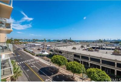 Long Beach Condo/Townhouse For Sale: 488 E Ocean Boulevard #317