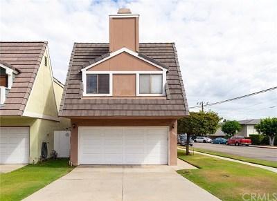 Huntington Beach Single Family Home For Sale: 19246 Huntington Street