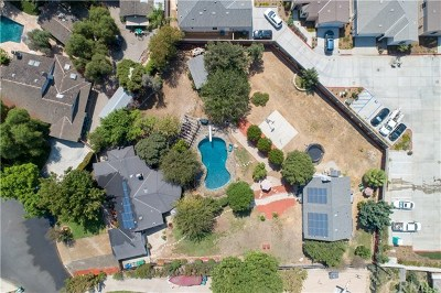 North Tustin Single Family Home For Sale: 12311 Enramada Drive