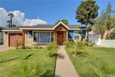 Long Beach Single Family Home For Sale: 5809 E Marita Street