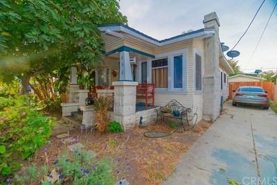 San Pedro Multi Family Home For Sale: 632 W 18th Street