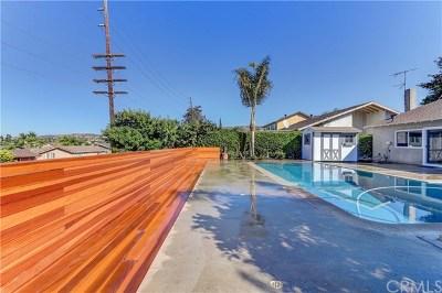 Yorba Linda Single Family Home For Sale: 4733 Avenida De Las Flores