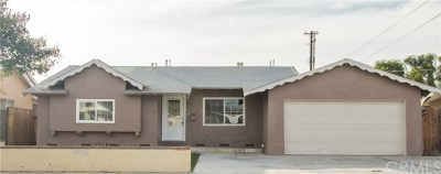 Stanton Single Family Home For Sale: 10171 Wasco Road