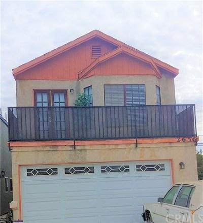 Carson Single Family Home For Sale: 2656 E Harrison St