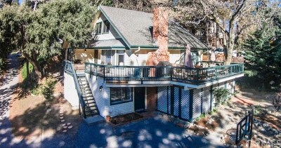 Crestline Single Family Home For Sale: 25081 Crest Forest Drive