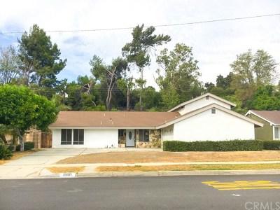 Diamond Bar Single Family Home For Sale: 23921 Palomino Drive