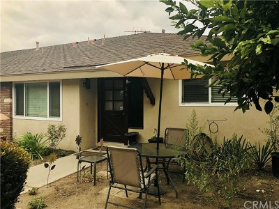 Santa Ana Condo/Townhouse For Sale: 1919 Sherry Lane #56
