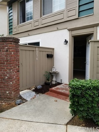 Buena Park Condo/Townhouse For Sale: 8236 Erskine