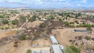 Menifee Residential Lots & Land For Sale: 25770 Bundy Canyon Road