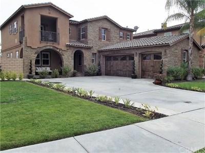 Corona Single Family Home For Sale: 22574 Secret Way