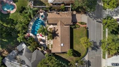 Fullerton Single Family Home For Sale: 2318 Coronado Drive