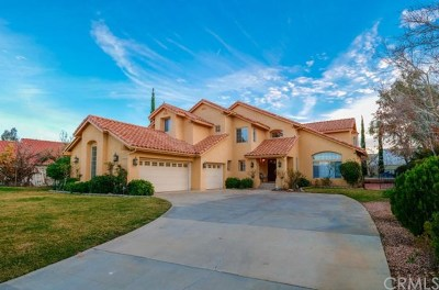 Palmdale Single Family Home For Sale: 5644 Avenida Classica