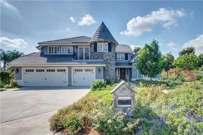 La Habra Heights Single Family Home For Sale: 1455 Subtropic Drive