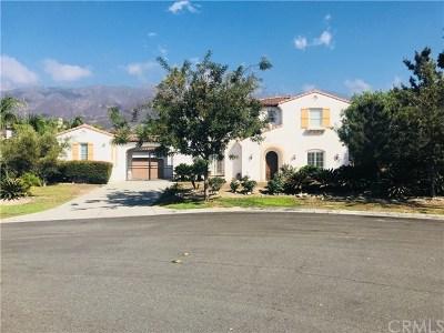 Rancho Cucamonga Single Family Home For Sale: 10242 Monaco Drive