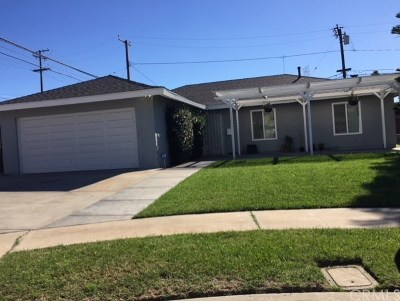 Azusa Single Family Home For Sale: 18476 E Orkney Street