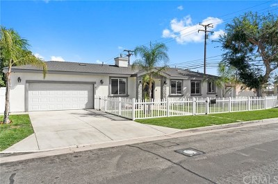 Buena Park Single Family Home For Sale: 7811 Artesia Boulevard