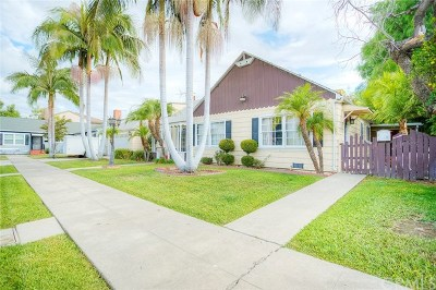 Anaheim Single Family Home For Sale: 536 S Zeyn Street