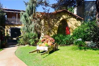 Long Beach Single Family Home For Sale: 4109 Cedar Avenue