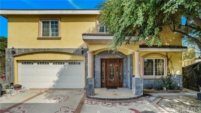 Long Beach Multi Family Home For Sale: 123 W 52nd Street
