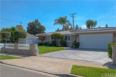 Brea Single Family Home For Sale: 908 Tracie Drive