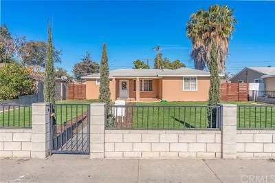 Fullerton Single Family Home For Sale: 2117 W Valencia Drive