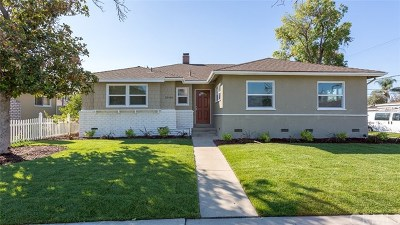 Tarzana Single Family Home For Sale: 19466 Victory Boulevard