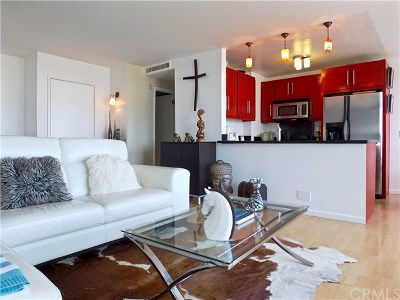 Long Beach Condo/Townhouse For Sale: 100 Atlantic Avenue #709