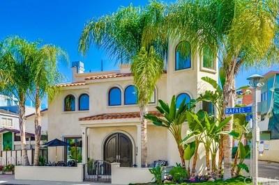 Long Beach Single Family Home For Sale: 242 N Rafael