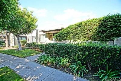 Cypress Condo/Townhouse For Sale: 5800 Laguna Way #36