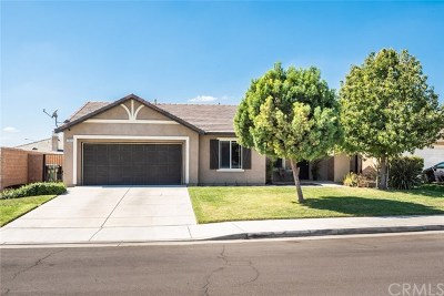 Eastvale Single Family Home For Sale: 7671 Indian Canyon Circle