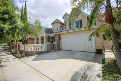 Santa Ana Single Family Home For Sale: 1908 W Deerefield Road