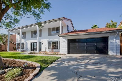 Brea Single Family Home For Sale: 1310 Northwood Avenue