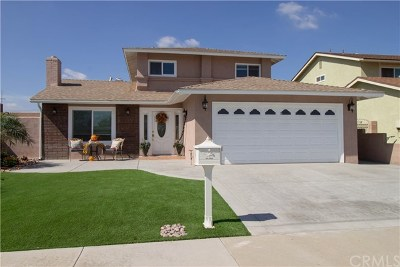 Chino Single Family Home For Sale: 13574 Marsh Avenue
