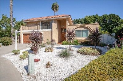 Costa Mesa Single Family Home For Sale: 1105 Salinas Avenue