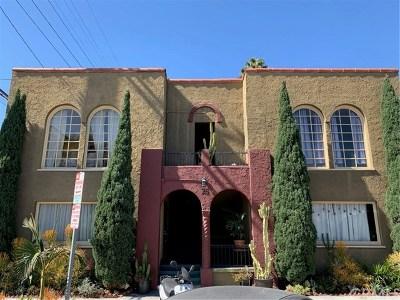 Long Beach Multi Family Home For Sale: 25 Falcon Avenue