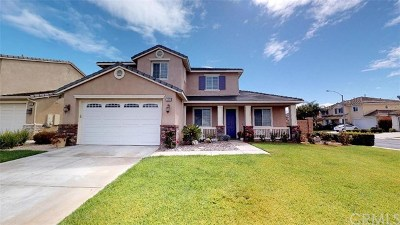 Eastvale Single Family Home For Sale: 14405 Wolfhound Street