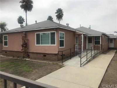 Santa Ana Multi Family Home For Sale: 2032 Cypress Avenue