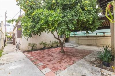 Long Beach Single Family Home For Sale: 1628 E Washington Street