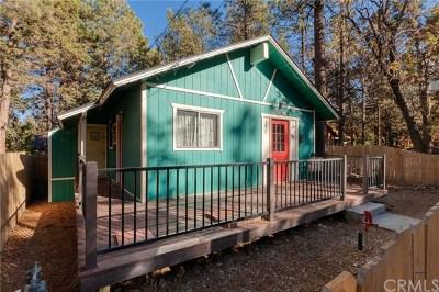 Blue Jay, Cedarpines Park, Crestline, Lake Arrowhead, Running Springs Area, Twin Peaks, Big Bear, Rimforest, Cedar Glen, Arrowbear Single Family Home For Sale: 353 Leonard Lane