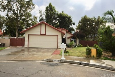 Corona Single Family Home For Sale: 23239 Canyon Estates Drive