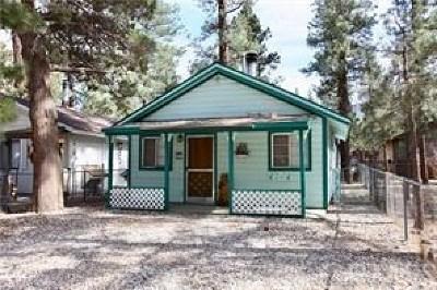 Blue Jay, Cedarpines Park, Crestline, Lake Arrowhead, Running Springs Area, Twin Peaks, Big Bear, Rimforest, Cedar Glen, Arrowbear Single Family Home For Sale: 2058 9th Lane